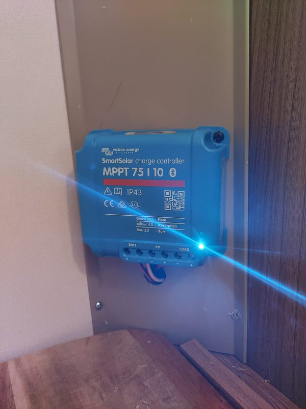 Victron Smart Solar MPPT charge controller