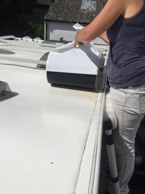 MIPV Flexible Solar Panel Single Lane Width (360mm) Flexible Solar Panel Kits