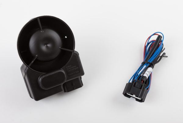 Second / Replacement Alarm Siren Motorhome Alarm System