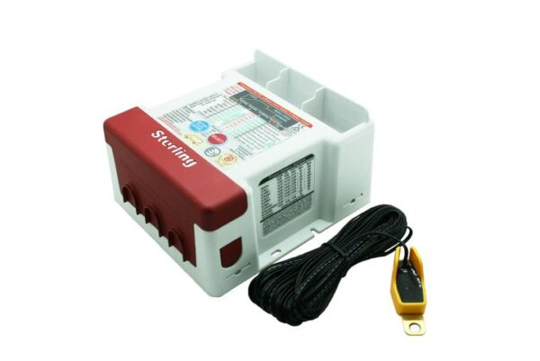 Sterling Power DC – DC Charger Battery to Battery Chargers