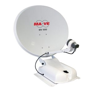 Ma-Ve MV 600 Automatic Satellite System Automatic Satellites